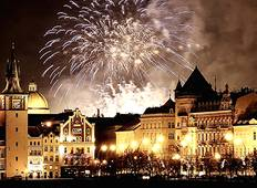 Prague New Year Tour