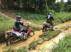 Terrific Hanoi Motorcycle Tour to Pu Luong and Mai Chau Tour