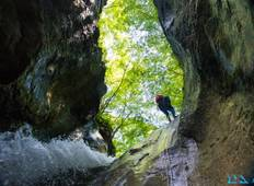 Canyoning and Trekking in Serbia Tour