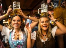 Oktoberfest Glamping (Thalkirchen) - 2 Nights Tour