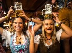 Oktoberfest Glamping (Thalkirchen) - 3 Nights Tour