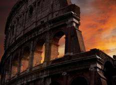 Rome & The Art Cities Tour