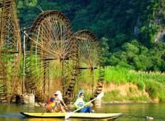 Mai Chau - Pu Luong Nature Reserve 3Days/2nights Tour