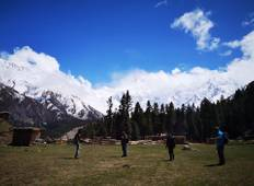 Pakistan Rundreise: Hunza Tal & Fairy Meadows Nationalpark, Gilgit Baltistan Rundreise