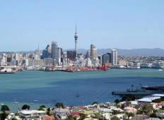 Kiwi Experience - Geyserland and Lake (North Island) Tour