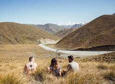Kiwi Experience - South and Sound (South Island) Tour