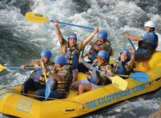 Adventure Veracruz, Rafting in Jalcomulco and Tajin Archeology Tour Tour