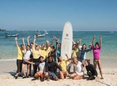 4 days Surf and Yoga Retreat in Nusa Lembongan Tour