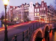 Amsterdam and Bruges - from Ashford Tour