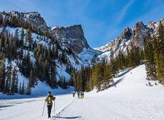 Rocky Mountain Snowshoe Tour Tour