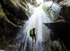 Gods of Olympus - Canyoning tour Tour