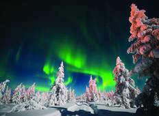 The Northern Lights of Finland  (2019) Tour