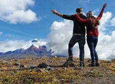 Cotopaxi Lodge-Based Tour