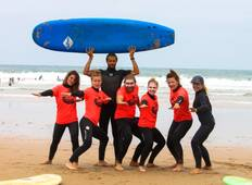 7 Days 6 Night All Inclusive Surf & Yoga Camp Taghazout Tour
