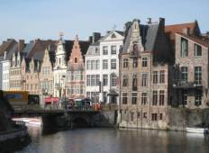 Amsterdam to Bruges - Comfort Tour