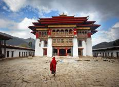 Bhutan wellness retreats with meditation and yoga Tour