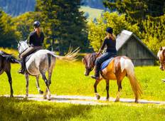 A Week of Horse-Riding in the Rhodopes Tour