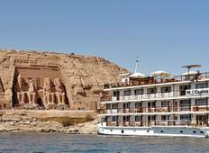 Ancient Egypt & Lake Nasser Cruise - 15 Days Tour