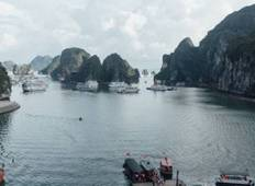 Halong Bay Cruise & Cat Ba Island - 3 Days Tour