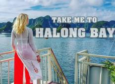 3-day Halong Bay Cruise & Cat Ba Island (1 night on cruise + 1 night in hotel) Tour