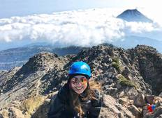 Hike Nevado de Colima Volcano (3 Day Weekend) Tour