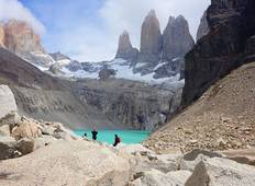 Torres del Paine Circuit Trek Tour