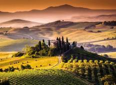 Tuscany/Umbria Villa (2 weeks) Tour