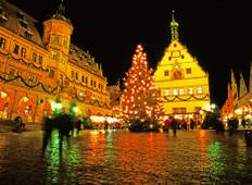 Christmas on the Danube featuring a 6-night Danube River Cruise (Wurzburg to Vienna) (2019) Tour