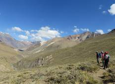 Argentina Expedition: Trek Mendoza & the Valley of Tears Tour