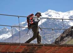 Argentina Expedition: Aconcagua Base & Mt Bonete Tour
