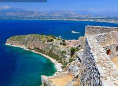 Secrets of Greece including Corfu with Santorini Extension First Look Tour