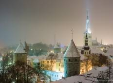 New Year in Tallinn Tour