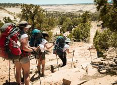 Boulder Mail Trail (Grand Staircase Escalante Backpacking) Tour