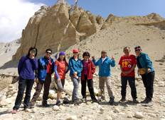 Mustang Trek in Nepal / Upper Mustang Trek in Nepal  Tour
