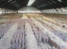 Terra-Cotta Warriors and Giant Panda 3 Days 2 Nights Trip Tour