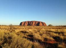 "4 Day Uluru ROCK TO ROCK ""Start and finish in Ayers Rock (Uluru)\"" Tour"