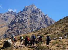 Salkantay Trek Tour