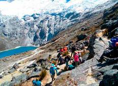 Santa Cruz Trek & 69 Lagoon (06 Days/05 Nights) Tour
