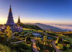 Northern Thailand & Full Moon Tour