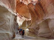Paria Canyon - Buckskin Gulch Tour