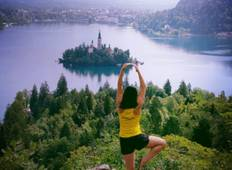 SUP, Yoga and Hike Weekend in Slovenia\'s National Park Tour