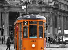 Italy escorted tour by rail: from Milan to Sorrento  Tour