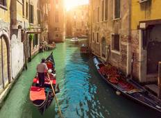 Italy escorted tour by rail: from Venice to Rome  Tour