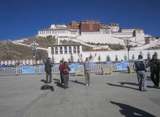 Forbidden Lhasa and Everest Base Camp - 9 Days Tour