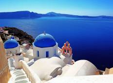 Exploring Greece and Its Islands featuring Classical Greece, Mykonos & Santorini (including Thermopylae) Tour
