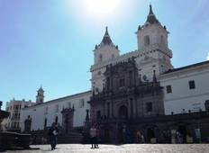 Quito old town, Amazon, Baños and scenic Highland rides - 6 Days Tour