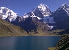 Trekking Huayhuash - (08 Days/07 Nights) Tour