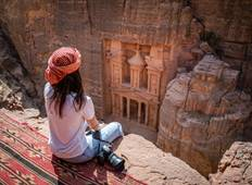 Three Day Group Tour From Amman - Jerash Petra Wadi Rum and Dead Sea Tour