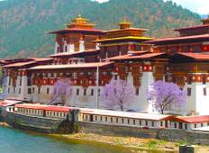 Spirit of Bhutan Tour 7 Nights 8 Days Tour