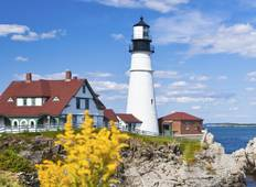10-Day New England Tour including Cape Cod Tour